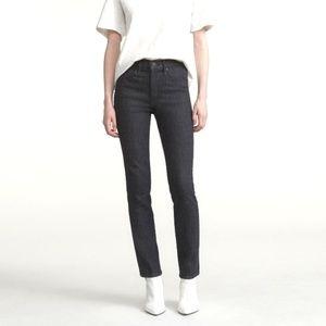 Rag & Bone New York Indigo Cigarette Jeans size 23